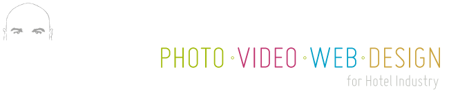 Logo ROBERTO PATTI - HOTEL PHOTOGRAPHY